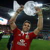 Conor Murray scored two tries on his debut Lions tour - against Combined Country and the Melbourne Rebels - and made two Test appearances off the bench