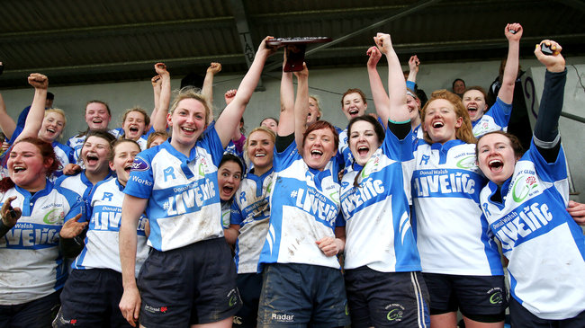 Tralee Women 48 Queen's University Women 0, Tullamore RFC, Sunday, March 30, 2014