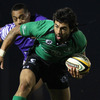 Full-back Troy Nathan provided the assist for Brian Tuohy's first half try for Connacht