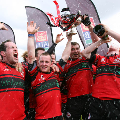 Tullamore lift the AIB Junior Cup