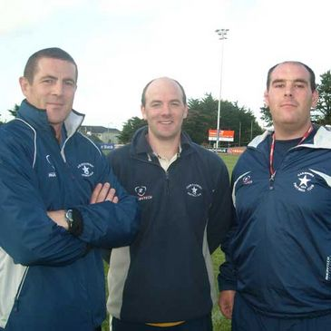 Garryowen have installed a new Under-21 coaching team