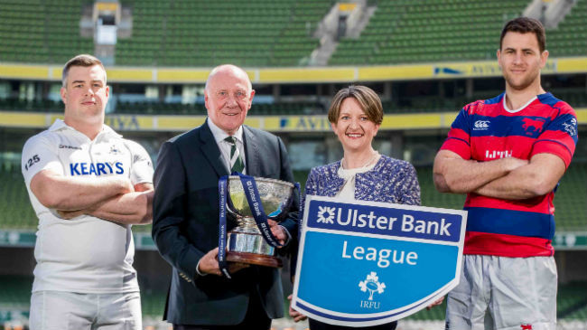 Irish Rugby TV: Ulster Bank League Final Preview