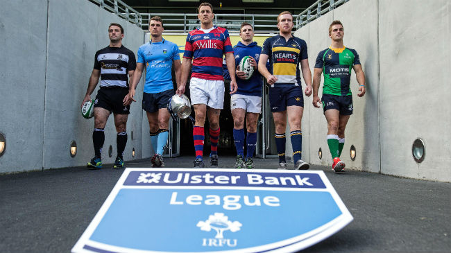 Ulster Bank League Season Launch