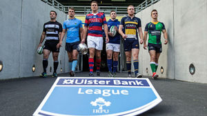 Ulster Bank League Season Launch In Aviva Stadium