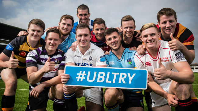 The Ulster Bank League