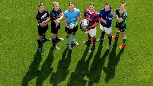 Irish Rugby TV: Ulster Bank League Launch