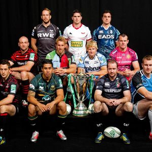 Heineken Cup UK Launch At Sky Sports Studios, London, Monday, October 1, 2012