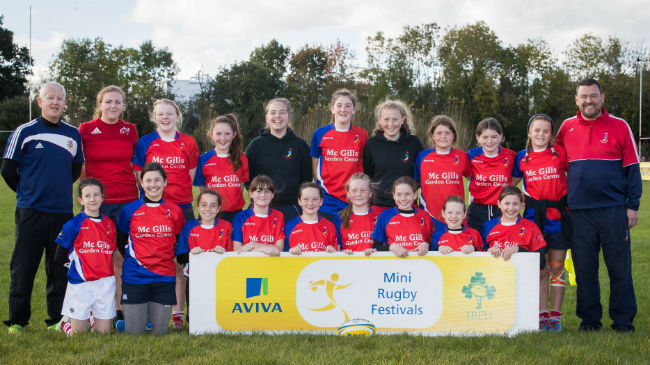 Irish Rugby TV: UL Bohs Host Fun-Filled Aviva Minis Festival
