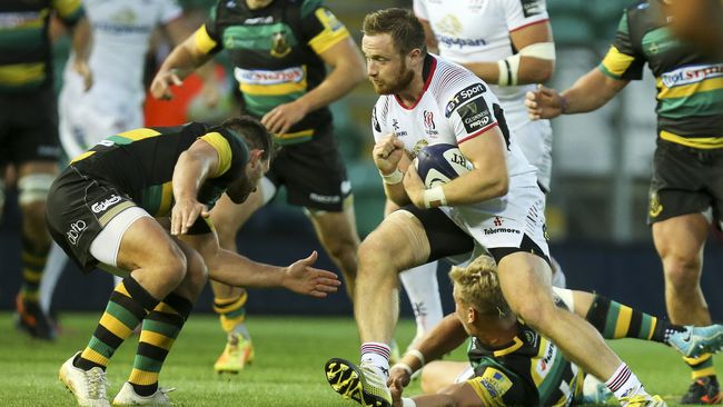 Second Half Slump Sees Ulster Leak 55 Points To Saints
