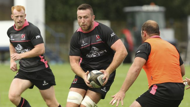 Ulster Announce Extended Squad For Gloucester Game