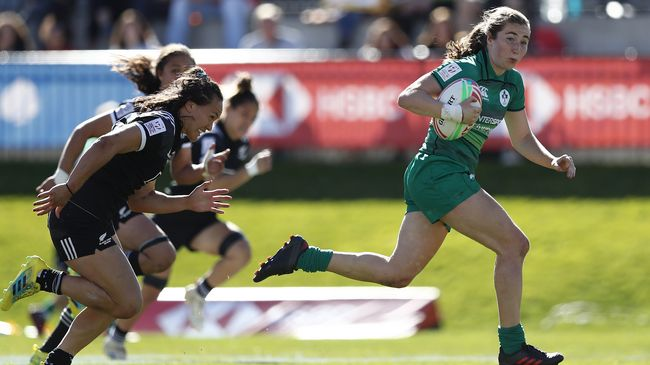 Ireland Women Lay Down Marker With Sixth-Place Stateside Run