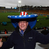 Denis Krutz from New Plymouth was pinning his hopes of the USA causing the shock of the Rugby World Cup's opening weekend