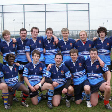 The University of Ulster, Jordanstown squad