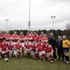The Ulster players enjoyed getting a chance to play together a full ten years after their famous European Cup final win over Colomiers at Lansdowne Road