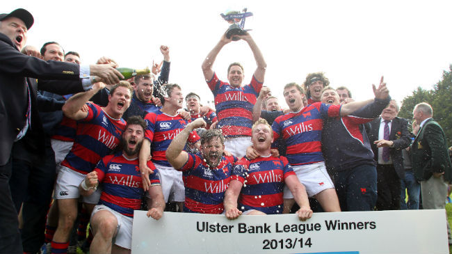 Ulster Bank League Fixtures Announced For Next Season