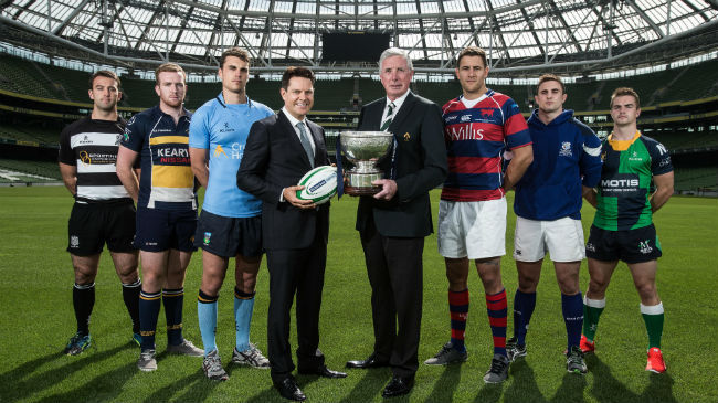 Ulster Bank League Division 1A Final Set For Aviva Stadium Debut