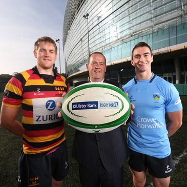The Ulster Bank League kicks off at a club near you this weekend