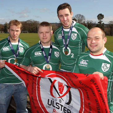 Ulster's Grand Slam winners of 2009