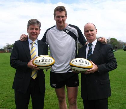 The IRFU Tag Programme for 2007 is launched in Ulster