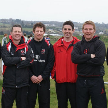 Members of the Ulster Academy staff