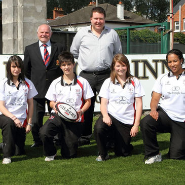 The Errigle Inn will sponsor the Ulster Women's squad this season