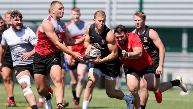 Ulster To Hold Open Training Sessions In Coleraine And Letterkenny