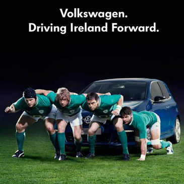 Volkswagen Ireland have announced a sponsorship deal with the IRFU