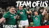 Everyone In - #TeamOfUs