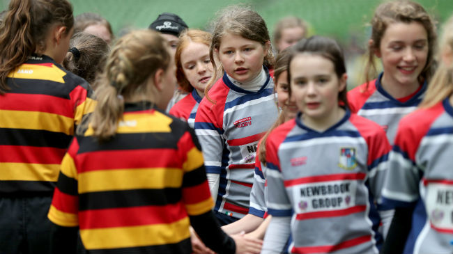 IRFU Launch Women In Rugby Action Plan 2018-2023
