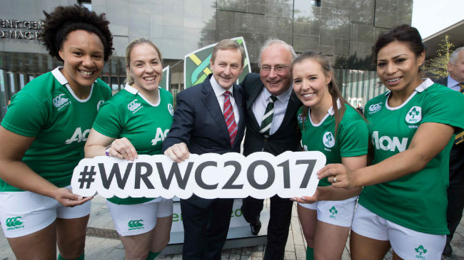 #BringIt - The Women's RWC in Ireland 2017