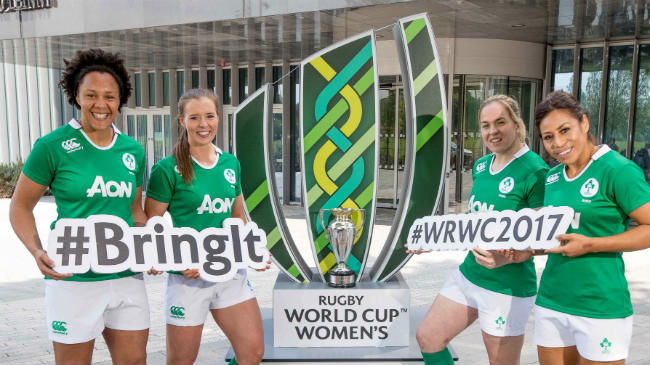 Spence, McLaughlin And Naoupu Relishing #WRWC2017