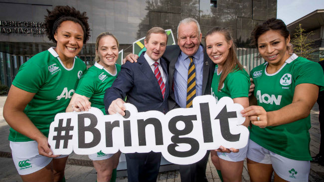 Spring, Beaumont And DCC Backing #WRWC2017