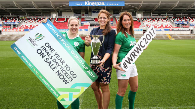 #WRWC2017 Finals Tickets On Sale Now