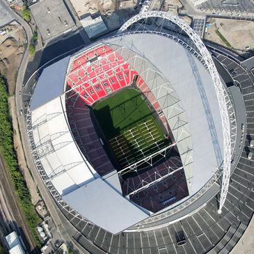 Leinster will take on Saracens at Wembley Stadium