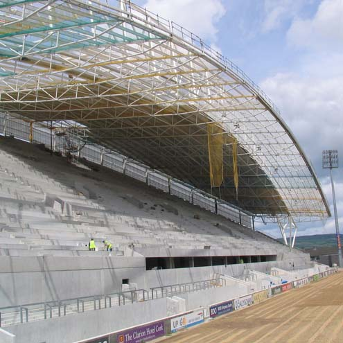 Thomond Park Stadium Re-Development, Limerick, June 2008