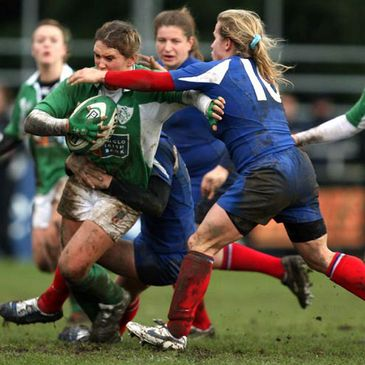 Jo O'Sullivan against France