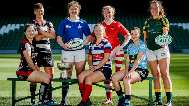 The launch of the 2018/19 Women's All-Ireland League season