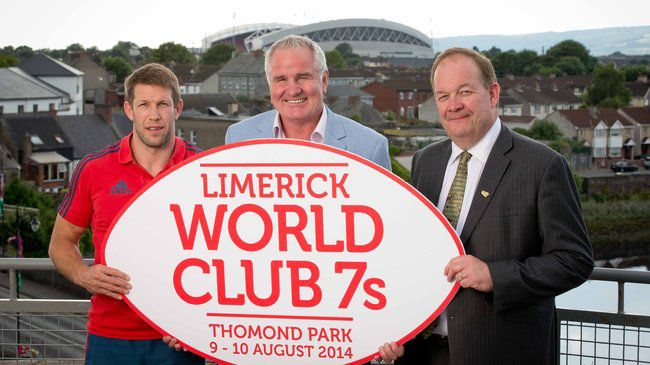 The World Club Sevens comes to Thomond Park