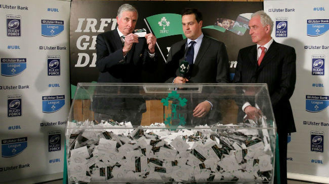 Irish Rugby TV: 'Your Club, Your Country' Grand Prize Draw