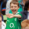 With the summer holidays almost over, it was great to see so many young Ireland supporters and families enjoying the occasion at the home of Irish rugby