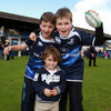 Leo, Patrick and Sean Grimley enjoyed the experience as the province's fans welcomed home their Heineken Cup-winning heroes