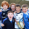 Some future Leinster stars could have been in the crowd as Leo Cullen and his team-mates received a rapturous reception from the crowd
