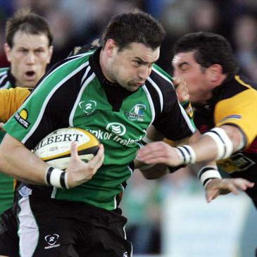 Prop Ray Hogan in action for Connacht last season