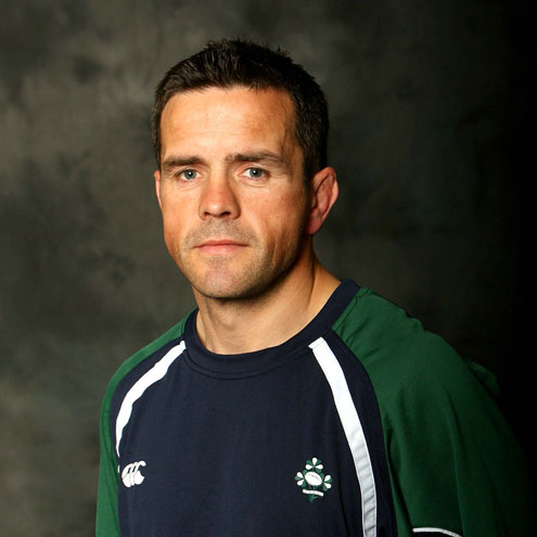 Allen Clarke, the IRFU's High Performance Manager