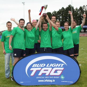 All you need to know about qualifying for the Bud Light Tag All-Ireland Champions 2010
