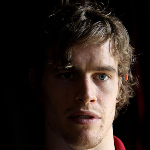 Ireland winger Andrew Trimble