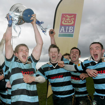 Navan are the reigning AIB Junior Cup champions