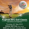 Aughrim Host Golf Classic To Aid Charitable Trust