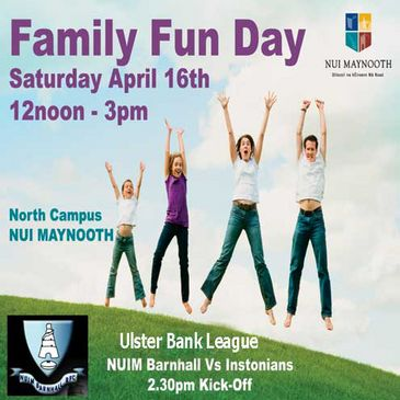 NUIM Barnhall will host a 'Family Fun Day' in Maynooth