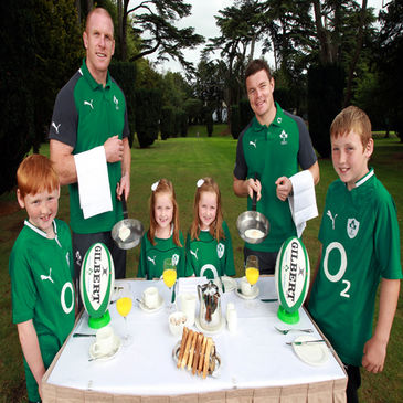 Rugby clubs are invited to host a Big Breakfast to support Ireland in New Zealand
